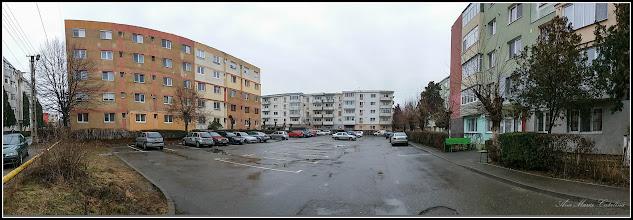 Photo: Str. Baladei, parcare in zona - 2017.02.07