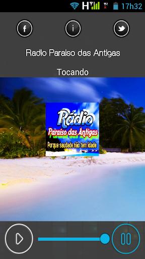 Radio Paraíso das Antigas
