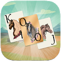 Solitaire Horse Game: Cards icon