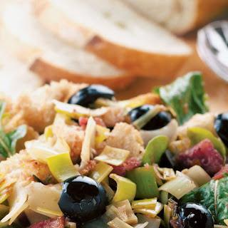 San Francisco Grilled Sourdough Salad Recipe