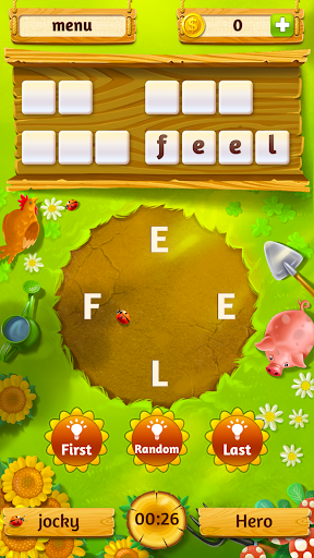 Word Farm - Growing with Words 1.12 screenshots 5