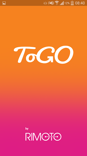 ToGO by Rimoto (Unreleased) screenshot 5