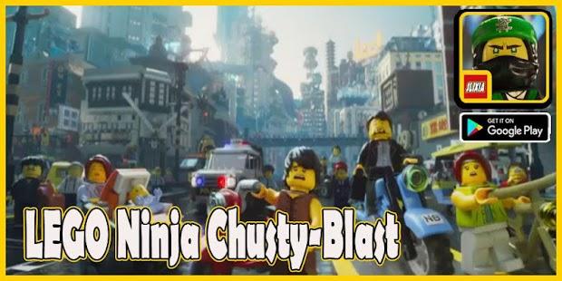 Slixia LEGO Ninja: Chrusty Blast – Android Apps on Google Play