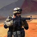Black Guns - Online FPS Shooter Counter Battle 3D icon