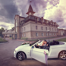Wedding photographer Boris Maslakov (Boris). Photo of 27.09.2015