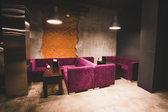 Фото №4 зала Haze Bar
