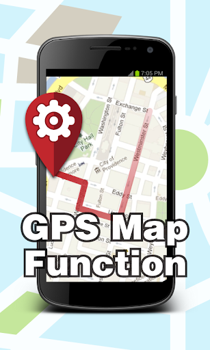 GPS Map Function