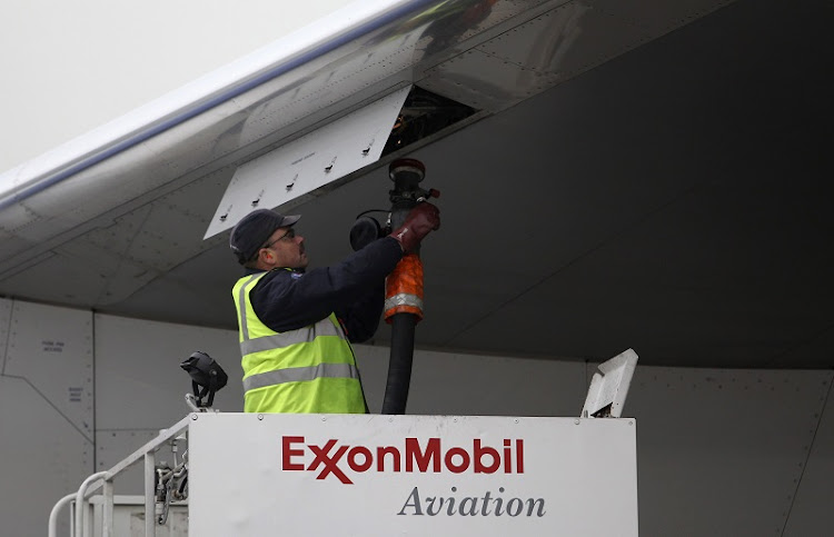 ExxonMobil. Picture: BLOOMBERG/CHRIS RATCLIFFE