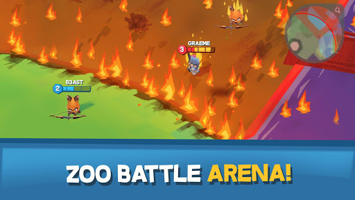 Zooba: Free-for-all Zoo Combat Battle Royale Games apkslow screenshots 5