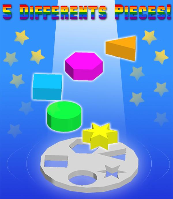 5 Shapes- screenshot