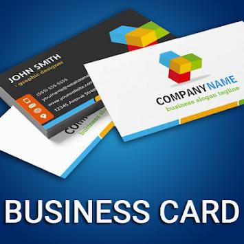 business card maker free visiting card maker photo poster - Free Business Card Maker