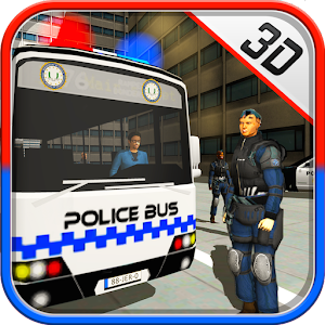 Police Officer Bus City Driver for PC and MAC