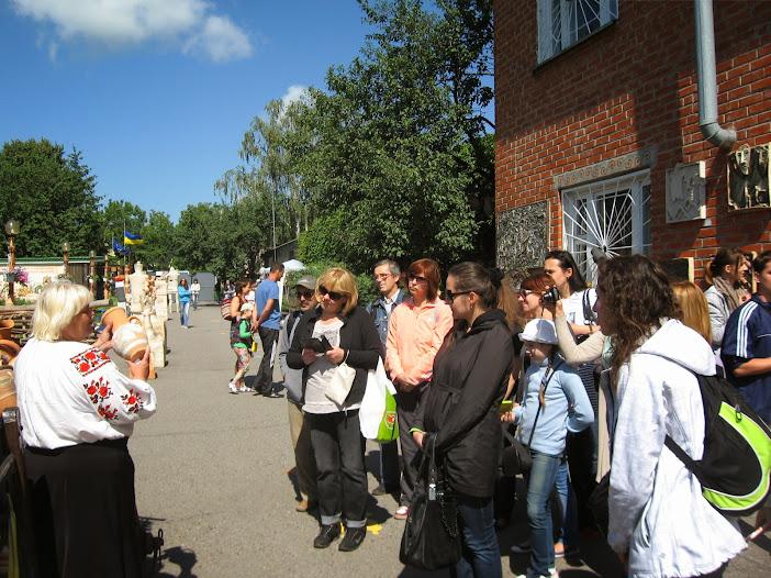экскурсия в музей опошня 2014