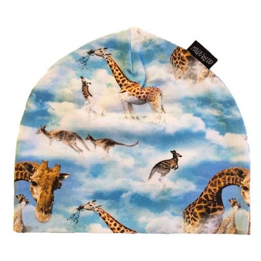 Made by DD Mössa Giraff