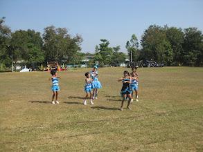 Photo: การแข่งขันเชิญหลีดเดอร์สีเหลีอง-สีฟ้า