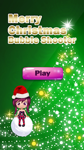 Merry Christmas Bubble Shooter - náhled