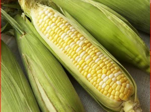 Baked Or Microwave Corn On The Cob