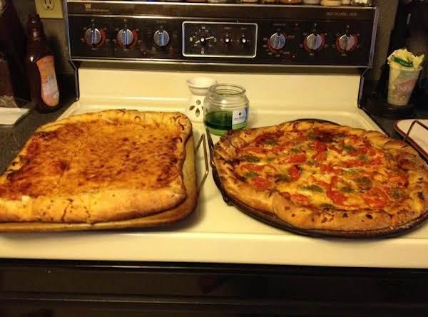 World's Best Pizza (garlic Lovers) Recipe