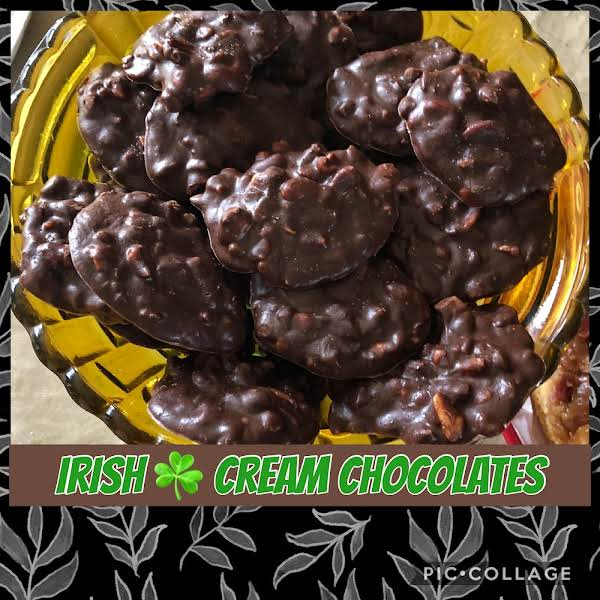 Irish Cream Chocolates