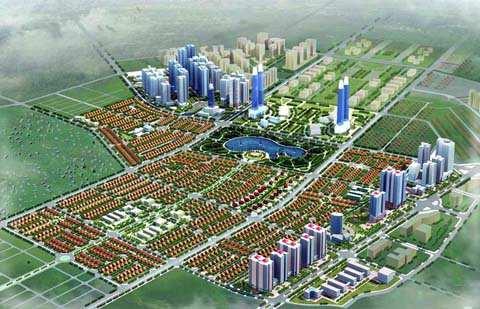 Khu đô thị Dương Nội Hà Đông