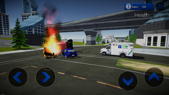City Ambulance Rescue Simulator 2017 - náhled