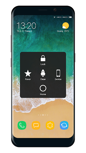 Assistive Touch for Android 2 2.5 screenshots 1