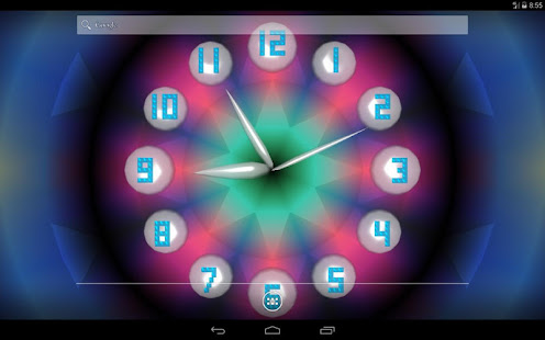 3d Parallax Weather Live Wallpaper For Android Os Analog Clock Live Wallpaper Apps On Google Play