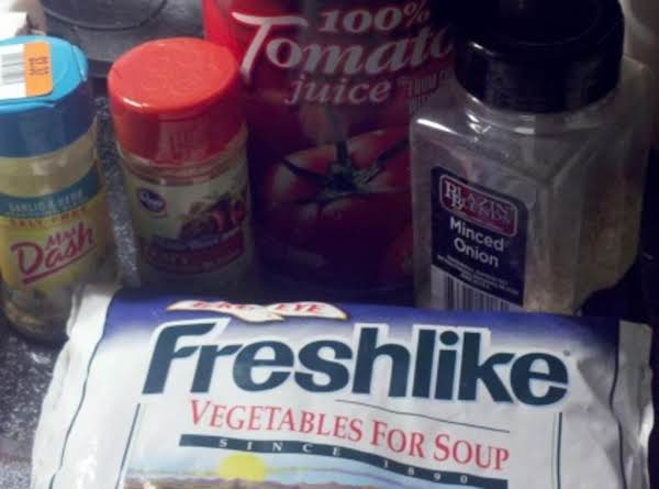 My Veggie Soup Recipe