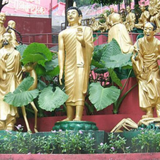 Ten Thousand Buddhas Caves