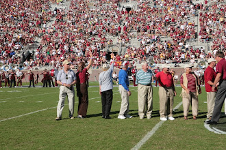 Photo: FSU football versus Chatanooga.