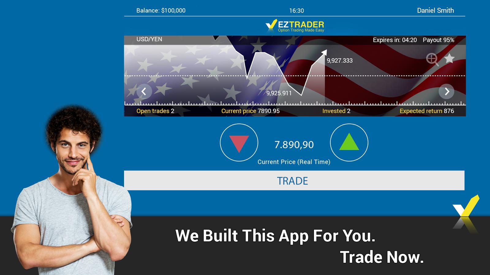 Eztrader option trading made easy