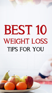 Best 10 Weight Loss Tips for You - náhled