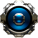 MENTALIST Blue Icon Pack 3D icon