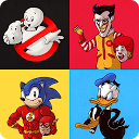 Characters Unmasked Quiz icon