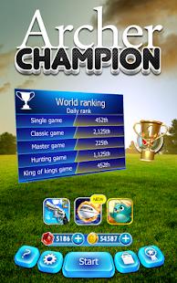 Archer Champion - náhled
