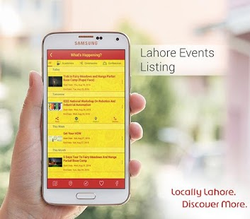 Locally Lahore- screenshot thumbnail