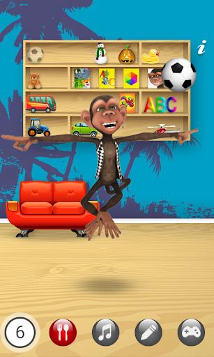 My Talking Monkey 1.6 screenshots 2