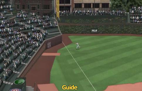 guide for MLB 9 Innings - náhled