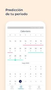 Calendario Menstrual de Ovulación y Fertilidad Ovy