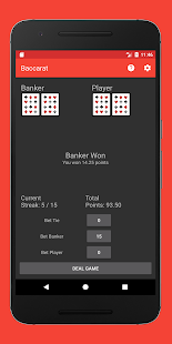 Learn Baccarat - náhled