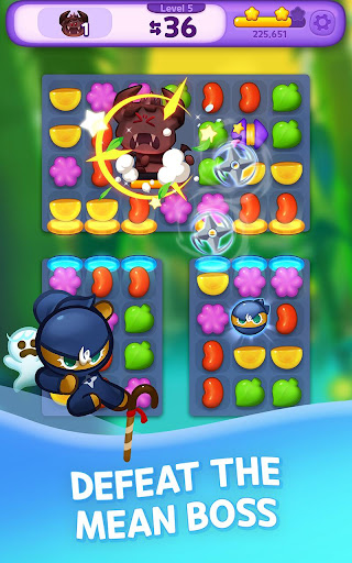 Cookie Run: Puzzle World 2.0.0 screenshots 3