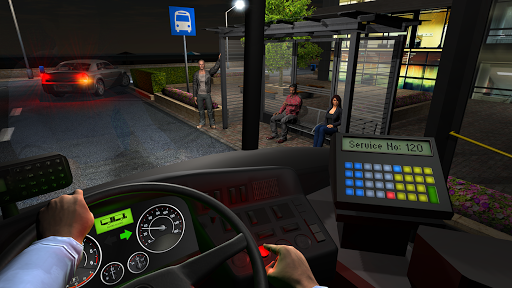 Bus Game 2.0.1 screenshots 4