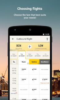 Vueling - Cheap Flights screenshot 01