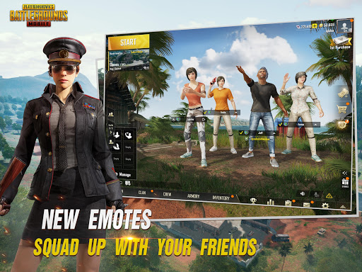 PUBG MOBILE 0.8.0 screenshots 20