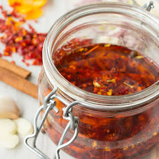Chinese Chili Oil From Scratch.