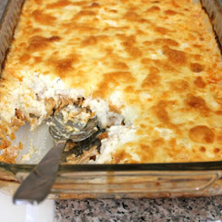 Mom's Famous Hot Wing Dip