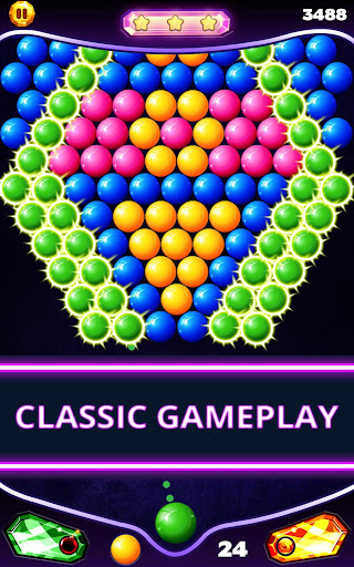 Bubble Shooter Classic 4.4 screenshots 2