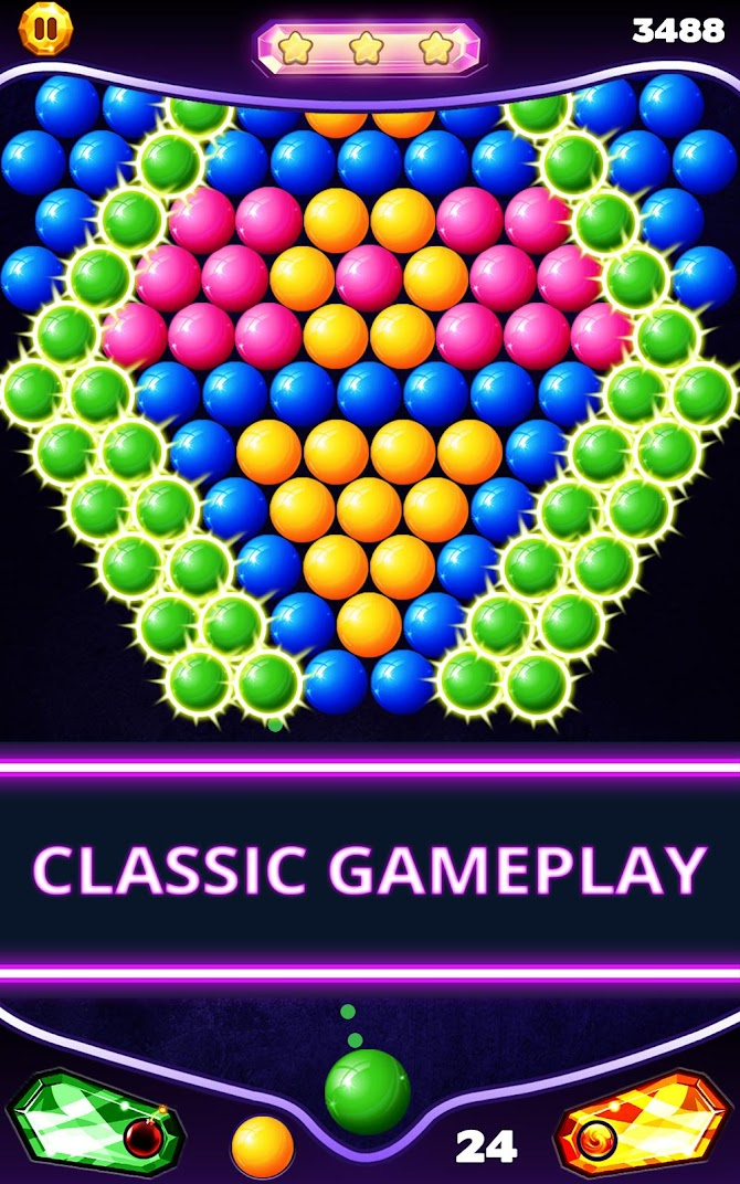 Bubble Shooter Classic Android 2