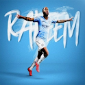 Sterling Wallpapers - Man City - England icon