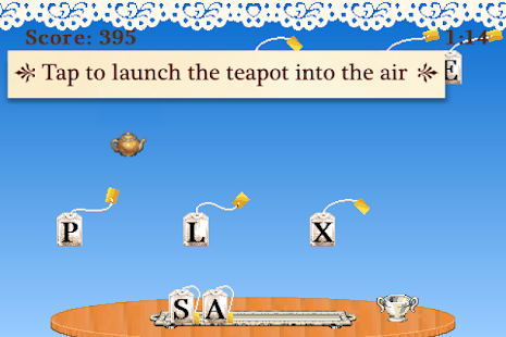 Tea Frenzy: A Word Game- screenshot thumbnail